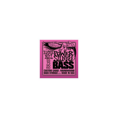 Ernie Ball 2831 (55-110)  Nickel RoundWound Bass Guitar Strings
