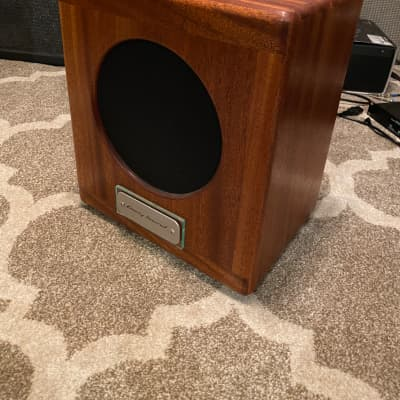 BIG SUMMER BLOWOUT// SUPER RARE Emery Sound Super Baby Mahogany Wood for sale