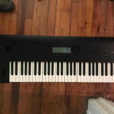 Korg Wavestation Black