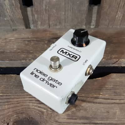 MXR Noise Gate / Line Driver (vintage) for sale