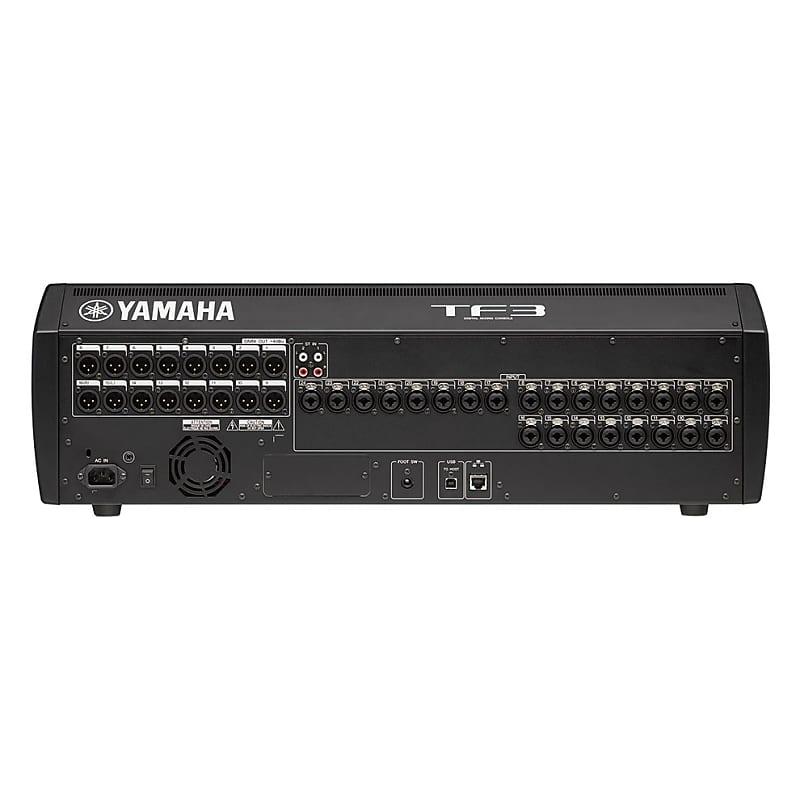yamaha tf3 digital mixer demo unit mint sims music reverb. Black Bedroom Furniture Sets. Home Design Ideas
