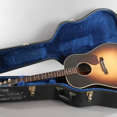 2015 Gibson Custom Shop Limited Edition J-45 Red Spruce Acoustic Electric for sale