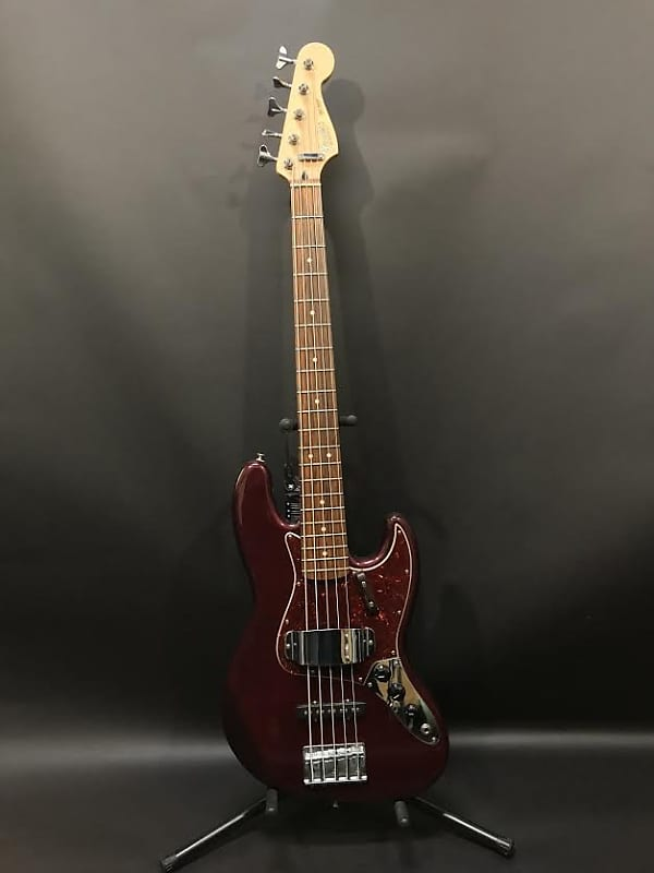 2004 fender made in mexico 5 string jazz bass reverb. Black Bedroom Furniture Sets. Home Design Ideas