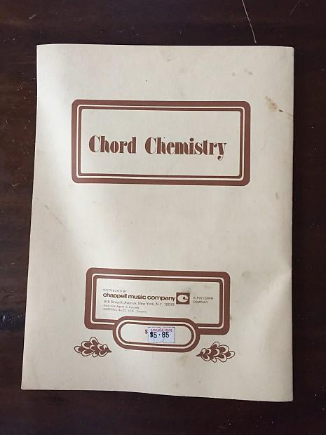 Ted Greene Chord Chemistry Original Reverb