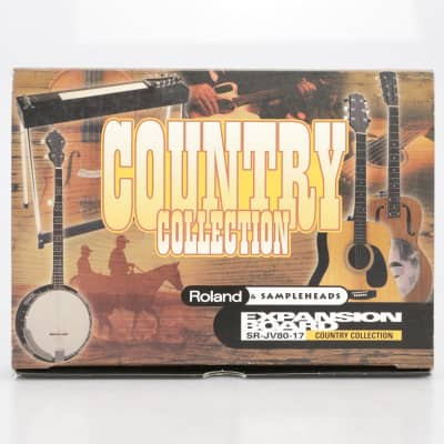 Roland SR-JV80-17 Country Collection Expansion Board #41710