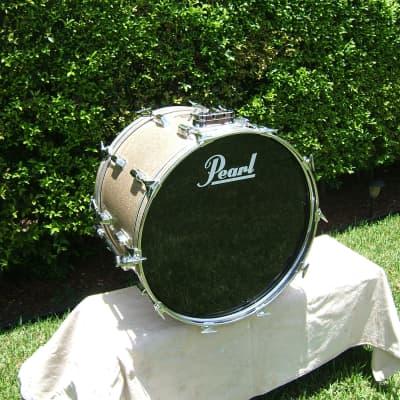 """Pearl 22""""  Wood / Fiberglass   Bass Drum"""