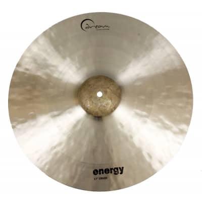 "Dream Cymbals Energy 17"" Crash Cymbal"