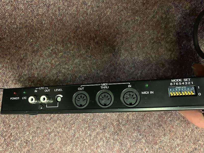 Fostex MTC-1 MIDI Timecode Controller