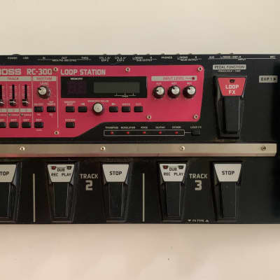 Boss RC-300 Loop Station w/ Power Supply, Manual for sale