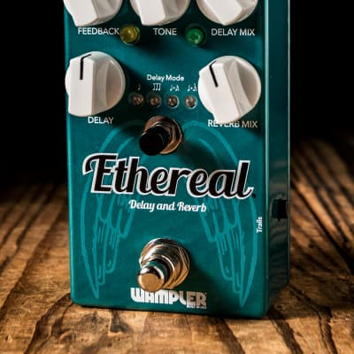 Wampler Ethereal Reverb and Delay Pedal - Free Shipping