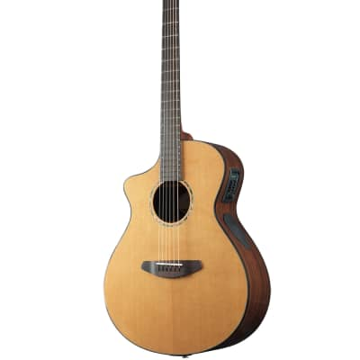 Breedlove Solo Concert Cut Natural Lefthanded for sale