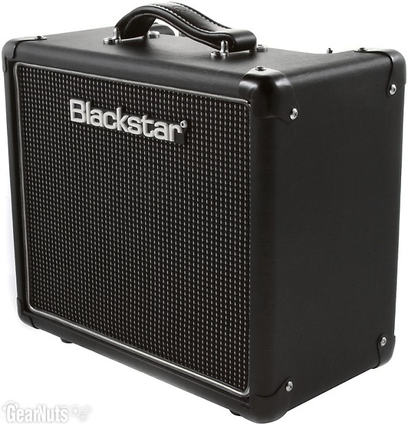 blackstar ht 1 1 watt 1x8 tube combo amp gearnuts reverb. Black Bedroom Furniture Sets. Home Design Ideas