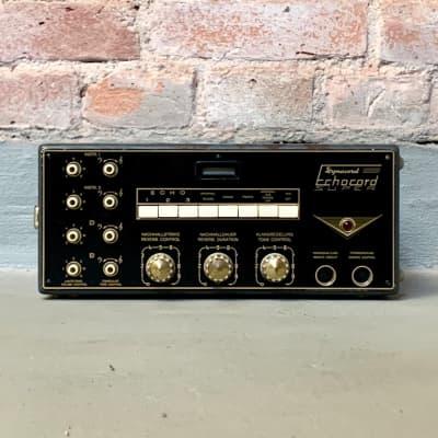 🎸 DYNACORD ECHOCORD SUPER 65 / vintage tape echo / 1965 / rare
