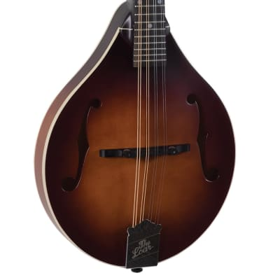 Loar LM-110E-BRB Honey Creek A-Style Mandolin w/ Fishman Nashville Pickups