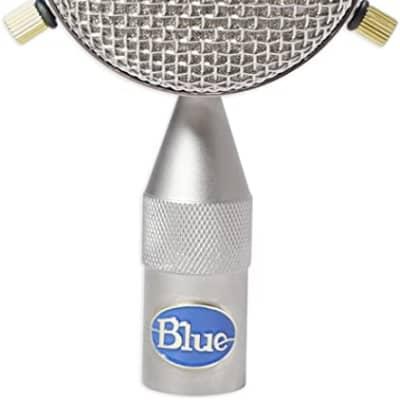 Blue Microphones Bottle Cap B1 Retail Kit With Case 988-000006