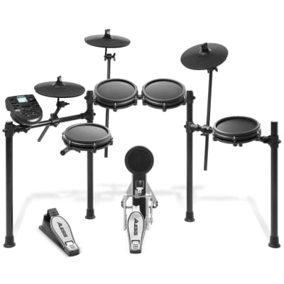 Alesis Nitro Mesh Kit Electronic 8-Piece Drum Kit