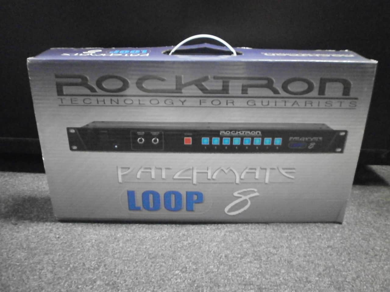 rocktron patchmate loop 8 review