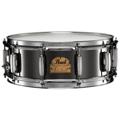 """Pearl CS1450 Chad Smith Signature 14x5"""" Steel Snare Drum"""