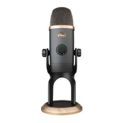Blue Yeti X World of Warcraft Edition Professional Streaming USB Microphone