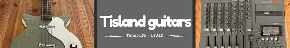 Tisland guitars