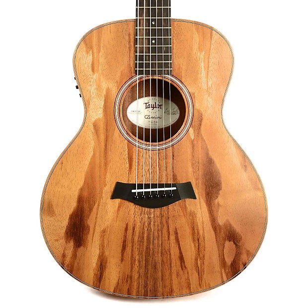 taylor gs mini e solid koa top esb w gig bag reverb. Black Bedroom Furniture Sets. Home Design Ideas