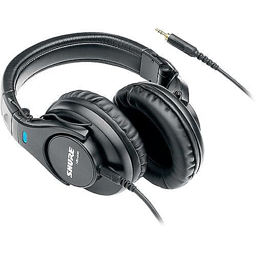 Shure Shure SRH440 Professional Around-Ear Stereo Headphones  6bab1110a3e00