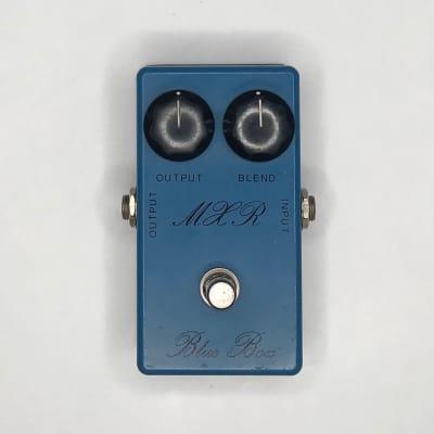 MXR MX-103 Script Blue Box 1975 - 1984