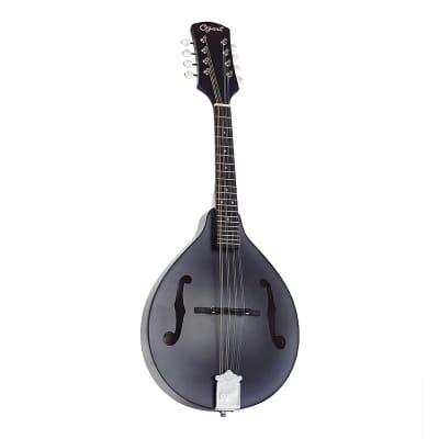 Ozark Mandolin A Model - Black for sale