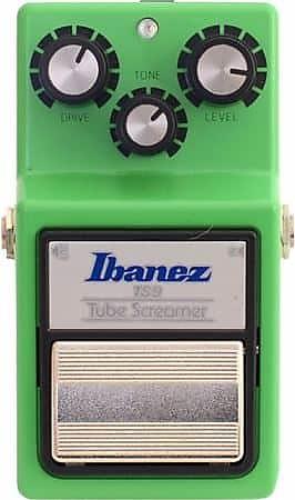 Ibanez TS9 Tube Screamer Overdrive Pedal | Reverb