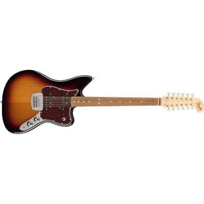 Fender Electric XII 12 String Guitar, Pau Ferro Fingerboard, 3-Colour Sunburst for sale