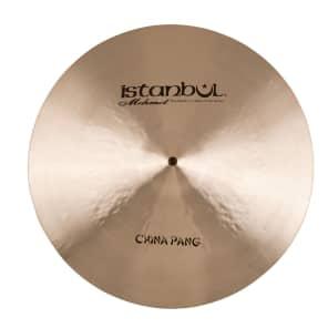 "Istanbul Mehmet 17"" Traditional Series China Pang Cymbal"
