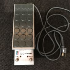 Musitronics Mu-Tron C-200 Wah Volume 70s