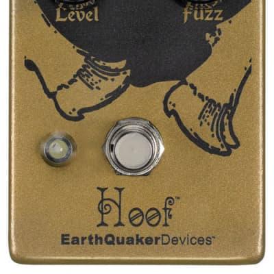 EarthQuaker Devices Hoof Hybrid Fuzz V2