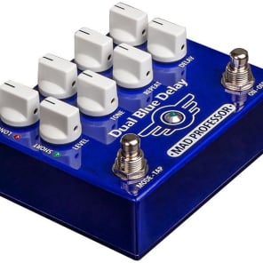 Mad Professor Dual Blue Delay Pedal for sale