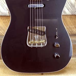 Fender Custom Shop 1952 NOS Top Bound Telecaster Charcoal Frost Metallic Masterbuilt Dennis Galuszka