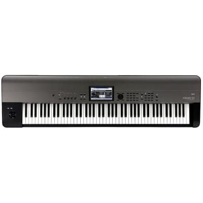Korg KROME EX88 88-Key Music Workstation with Weighted Keys