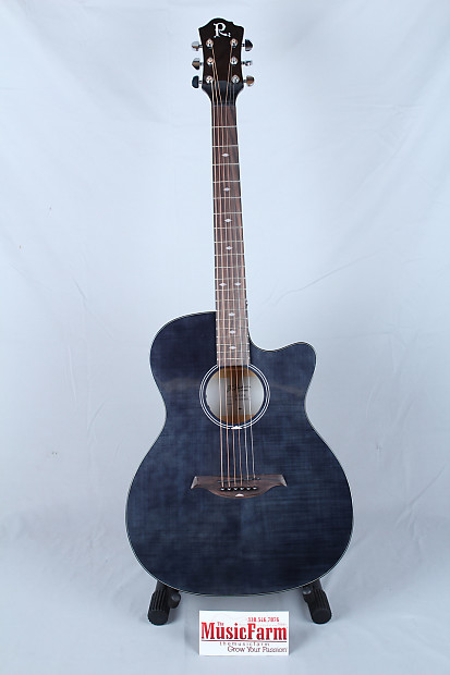 bc rich bcr3 series 3 acoustic electric cutaway guitar reverb. Black Bedroom Furniture Sets. Home Design Ideas