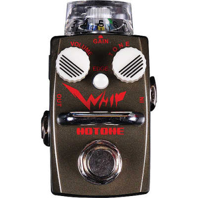 Hotone WHIP (Metal Distortion) Guitar Effects Pedal for sale