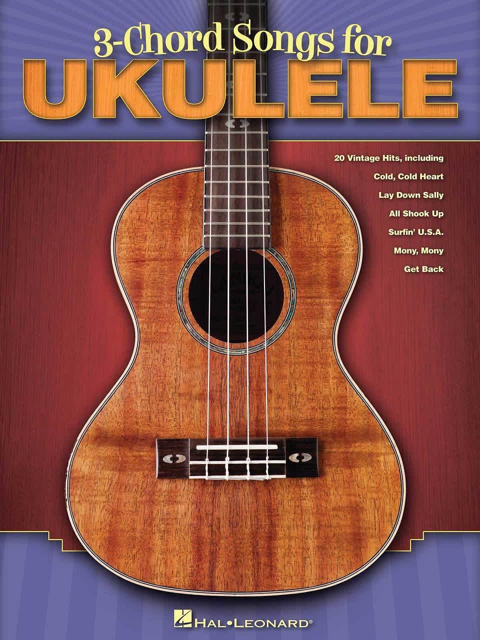 3 Chord Songs For Ukulele My Music Life Reverb
