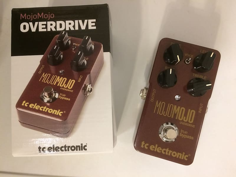 tc electronic mojomojo overdrive alleffects reverb. Black Bedroom Furniture Sets. Home Design Ideas