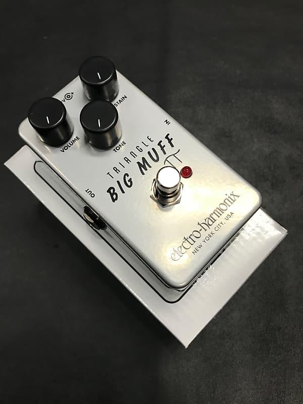 electro harmonix triangle big muff pi fuzz pedal reverb. Black Bedroom Furniture Sets. Home Design Ideas
