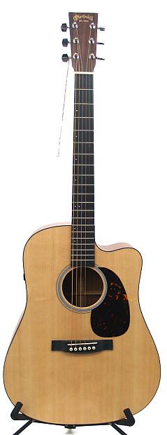 martin dcpa4 dreadnought acoustic electric guitar w case reverb. Black Bedroom Furniture Sets. Home Design Ideas