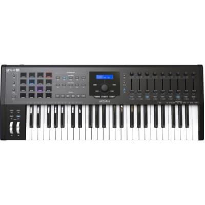 ARTURIA KEYLAB 49 MKII BK Controller MIDI a 49 tasti