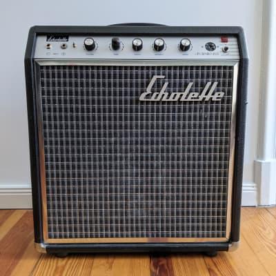 1965 Echolette Junior  - Tube Amplifier - Hot Rodded - Similar To Princeton, Champ, 5E3, AC15 for sale