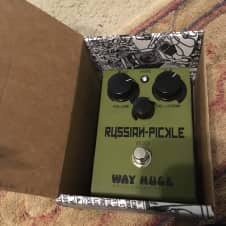 Way Huge Russian Pickle 2017 Army Green