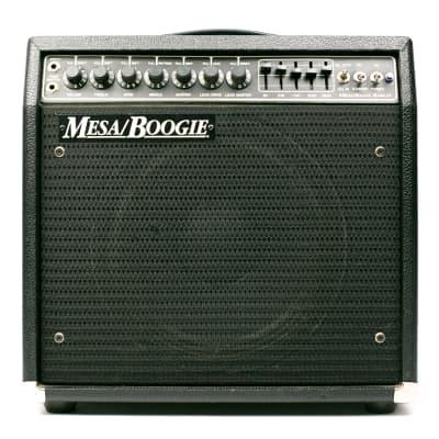 "Mesa Boogie Mark III ""Green Stripe"" Simul-Class 3-Channel 85-Watt 1x12"" Guitar Combo 1989 - 1997"