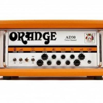 Orange Amplification AD30HTC 30-Watt Tube Guitar Amplifier Head (Used/Mint)