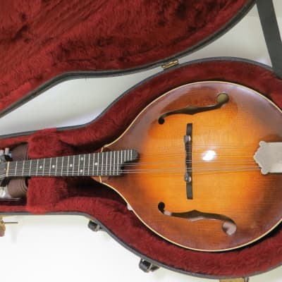 Flatiron A5 1988 Sunburst - Dennis Balian signed for sale