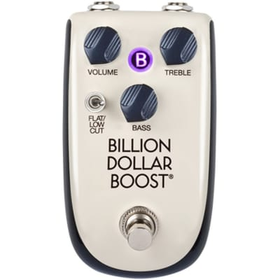 Danelectro Billion Dollar Boost Effect Pedal for sale