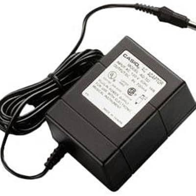 Casio AD12M3 AC Power Adapter for Casio Keyboards